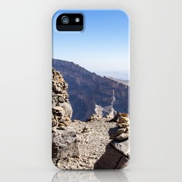 Jebel Shams - Oman iPhone Case