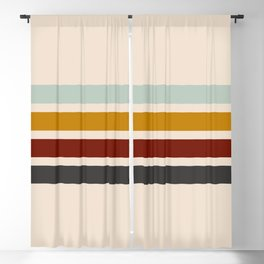 Toshiie Blackout Curtain
