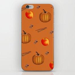 Fall Spice iPhone Skin