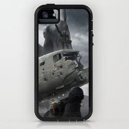 Railgun Wars iPhone Case