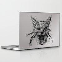broken Laptop & iPad Skins featuring Broken by Tummeow