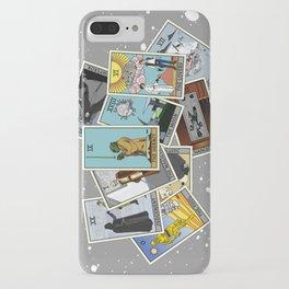 Tarot Cards - Star Wars Edition iPhone Case