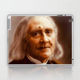 Franz Liszt, Composer Laptop & iPad Skin