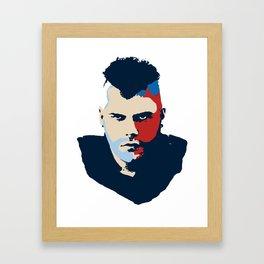 Gennaro Gomorra Framed Art Print