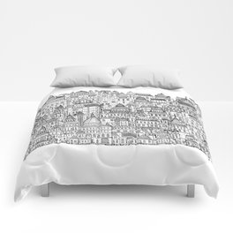 The Long Town  Comforters