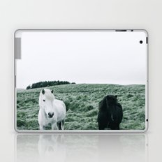 Icelandic Horses Laptop & iPad Skin
