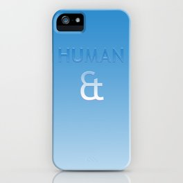 Human et – Humanity Colour iPhone Case