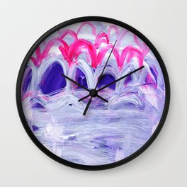 Siren Song Wall Clock