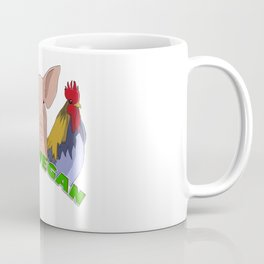 Proud vegan Coffee Mug