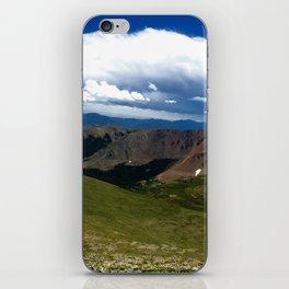 Wheeler Peak in July iPhone Skin