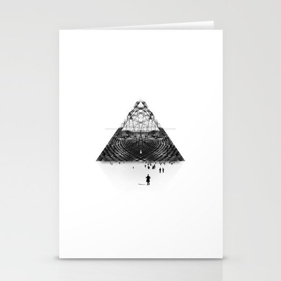Darkside  Stationery Cards