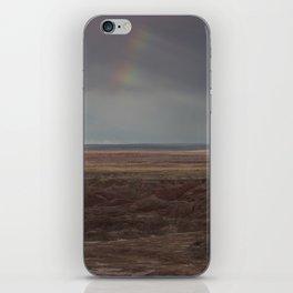 Desert Rainbow iPhone Skin