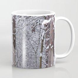 Snow Robin Coffee Mug