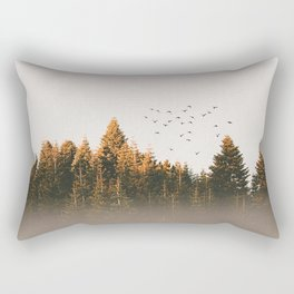 October II Rectangular Pillow