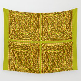 Snaky Wall Tapestry