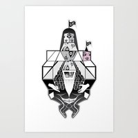 radical self-love Art Print