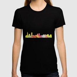 Baton Rouge Louisiana Skyline T-shirt