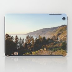 california sunset iPad Case
