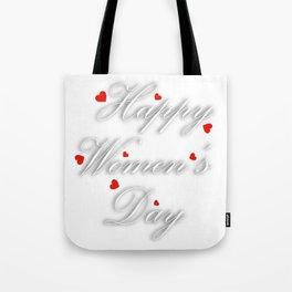 International womens day Tote Bag
