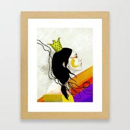I accept my power Framed Art Print