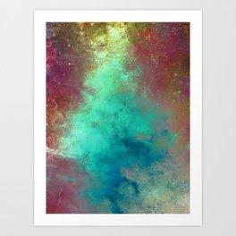 σ Octantis Art Print