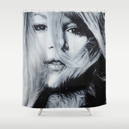 Aliki Shower Curtain