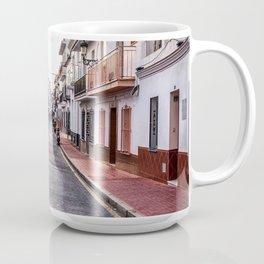 Cloudy Day, Nerja Coffee Mug