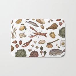 Food Bath Mat