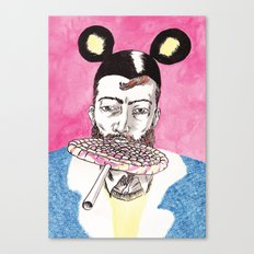 Lollipop Canvas Print