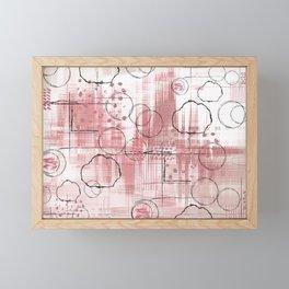 Powerball Framed Mini Art Print