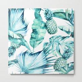 Bahamas - aquamarine Metal Print