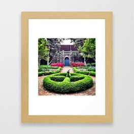 Sprung Framed Art Print