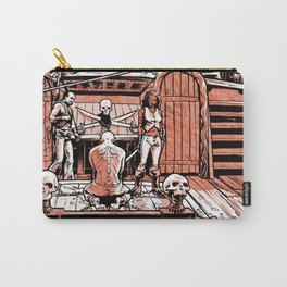 Sea of Red: Judgement Carry-All Pouch