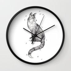 Foa // Graphite Wall Clock