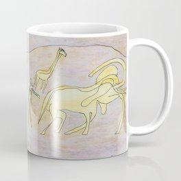 Rock paintings Coffee Mug