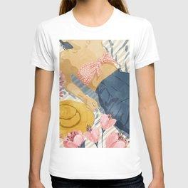 Beach Vacay #society6 #travel #illustration T-shirt