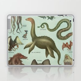 CRYPTIDS Laptop & iPad Skin