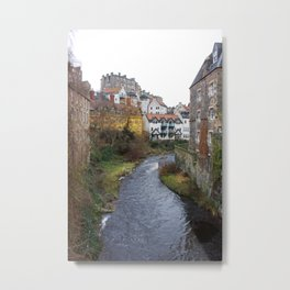 Water of Leith Edinburgh 3 Metal Print