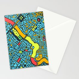 Infinite City - Summer Stationery Cards