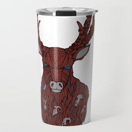 The Stag Travel Mug