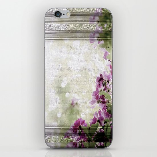 I wish iPhone & iPod Skin