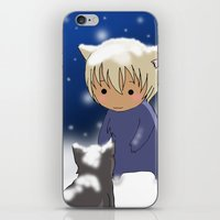 conan iPhone & iPod Skins featuring Detective Conan by Black Wing