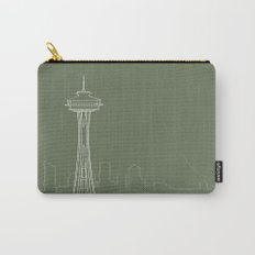 Seattle by Friztin Carry-All Pouch