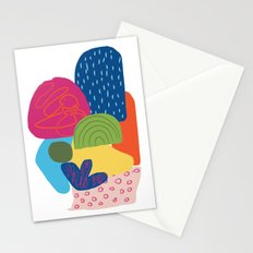 First Day of Summer Stationery Cards