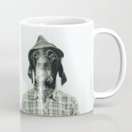 Dust Ball Coffee Mug