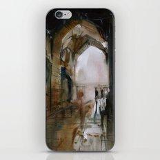 Under the Ali Qapu palace iPhone & iPod Skin