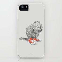Woodchucks iPhone Case