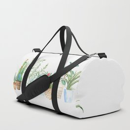 Plants Duffle Bag
