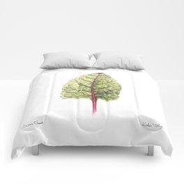 Swiss Chard Comforters
