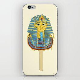 Tutankhamun's ice cream  iPhone Skin